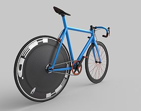 Bicycle 3D racing