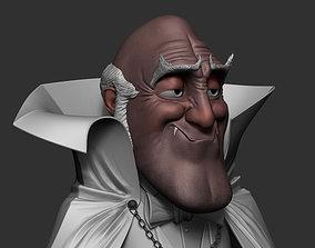 3D model Dracula