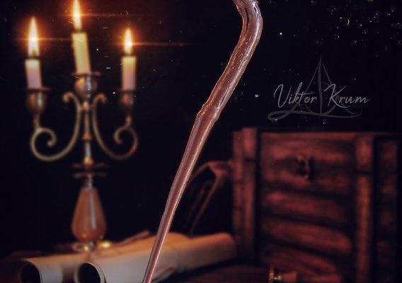 Viktor Krum Wand - Harry Potter