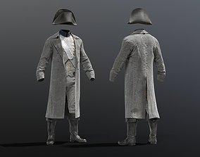 3D model SOLDIER French NAPOLEON bonaparte