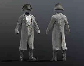SOLDIER French NAPOLEON 3D