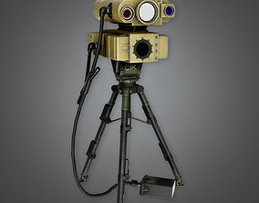 3D asset MLT - Military Range Finder Viewer - PBR Game