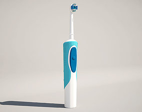 Electric Toothbrush 3D