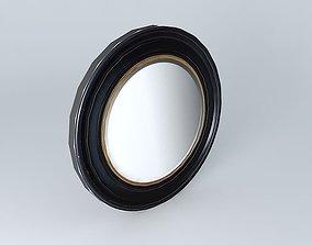 Ø80 Mirror DOOR houses the world 3D model