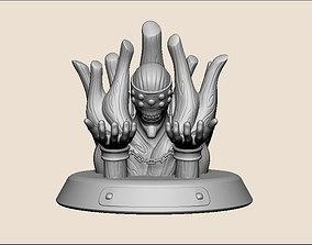 3D printable model The Gedo Statue
