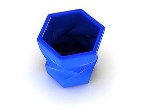3D print model pot 20