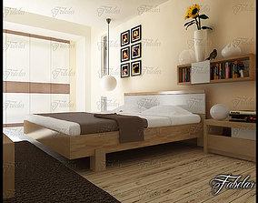 Bedroom vray 3D