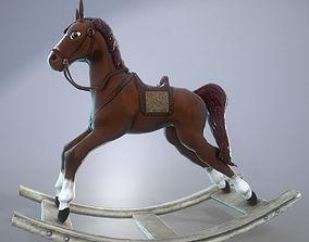 Toy Horse 3D