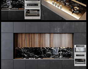 fulgormilano modern kitchen 3D