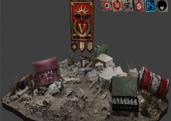 Hill of battle