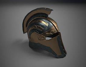 3D asset Fantasy Helmet