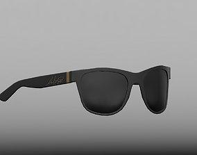 Sunglasses various 3D asset low-poly
