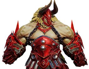 Marugan character 3D asset