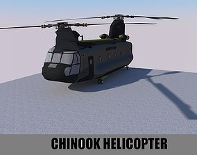 3D CHINOOK