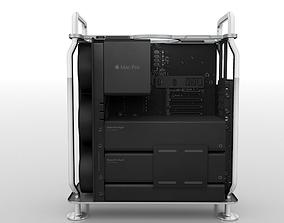 3D Apple Mac Pro 2019 Inside