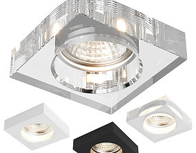 00614x Lui mini Lightstar Recessed spotlight 3D model