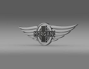 3D Morgan Logo