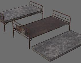3D model Bed 1C