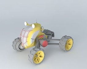 All Terrain Vehicle 3D model