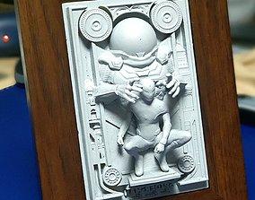 3D print model spiderman far feom home marvel