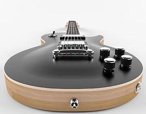 GibsonLesPaul 3D model