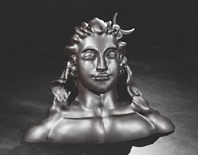 Adiyogi 3D print model