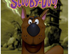 Scooby Doo 3D Printable