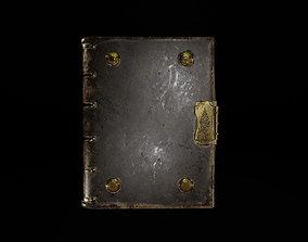 3D model Book of Prophecies