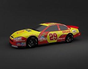Nascar 3D Model sports-car