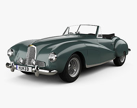Aston Martin DB1 1948 3D model