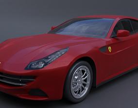 3D model ferrari Ferrari FF