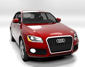 AUDI Q5 2013 LOWPOLY 3D model