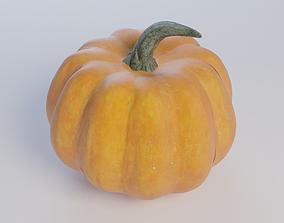 3D asset Pumpkin