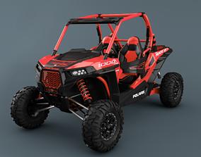 model 3D model Polaris Ranger RZR 1000