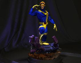 Cyclops X-Men 3D printable model