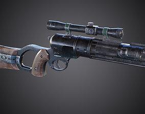 EE-3 Carbine Rifle 3D asset