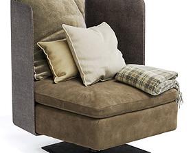 3D Human Henge Armchair 2