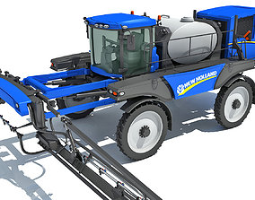 3D New Holland Guardian Sprayer