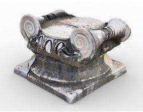 Perge Ancient Rock 2 3D model