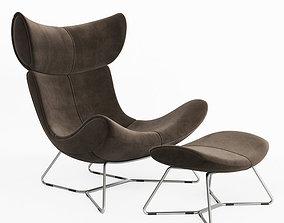 Imola chair Boconcept 3D model