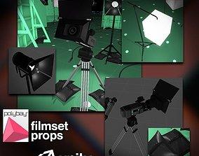 Filmset Props 3D