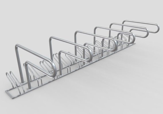 Bike Stand [1] Version [5] 4500mm