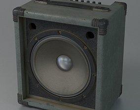 3D SuperCube 60 Guitar amplifier