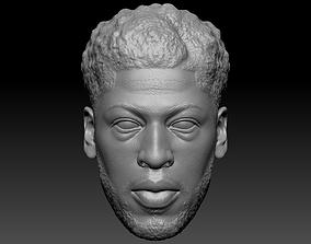 celebrity Anthony Davis 3D Print