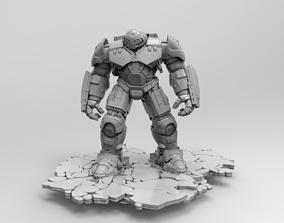 armor Iron man hulkbuster for 3d printing