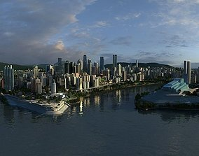 Chongqing city 3D