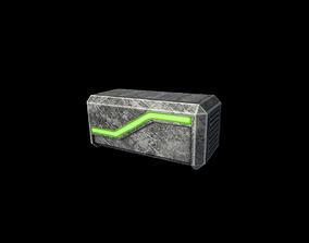 Box Power Up 3D asset