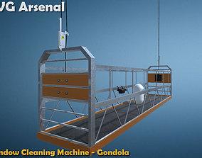 3D model WCM-Gondola - HQ