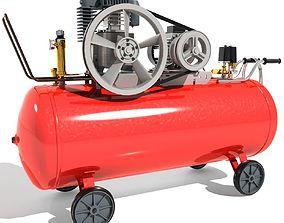 3D Electric Air Compressor