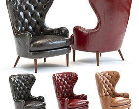 3D model Hooker Furniture - Souvereign Armchair